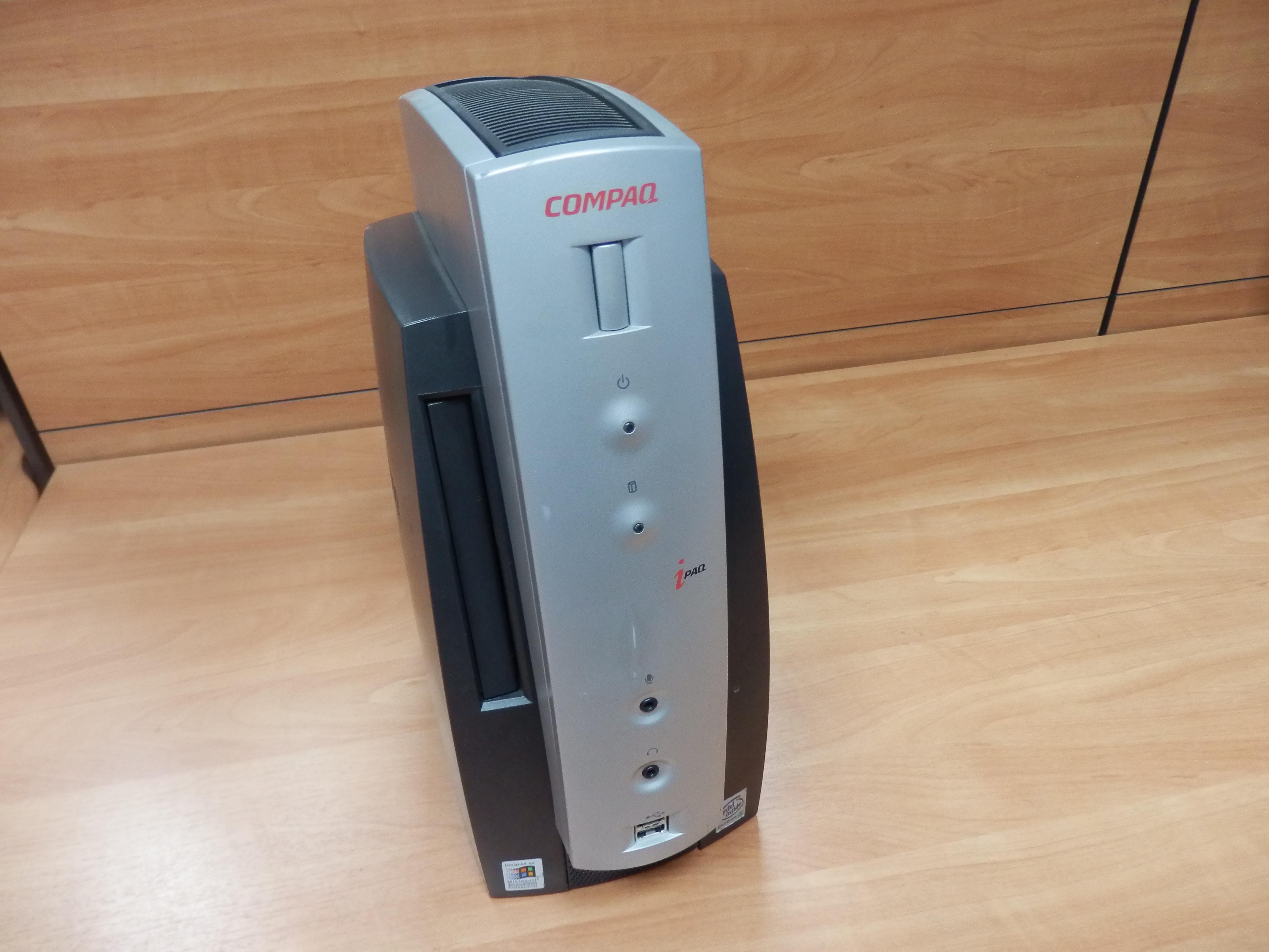 [Sprzedam] Komputer Compaq ipaq P III 733 256MB 10 GB super tanio !!!