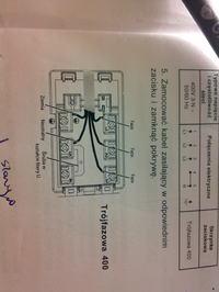 Ariston 642 TO B - Płyta grzewcza - zwarcie - nie działa na 3 fazach