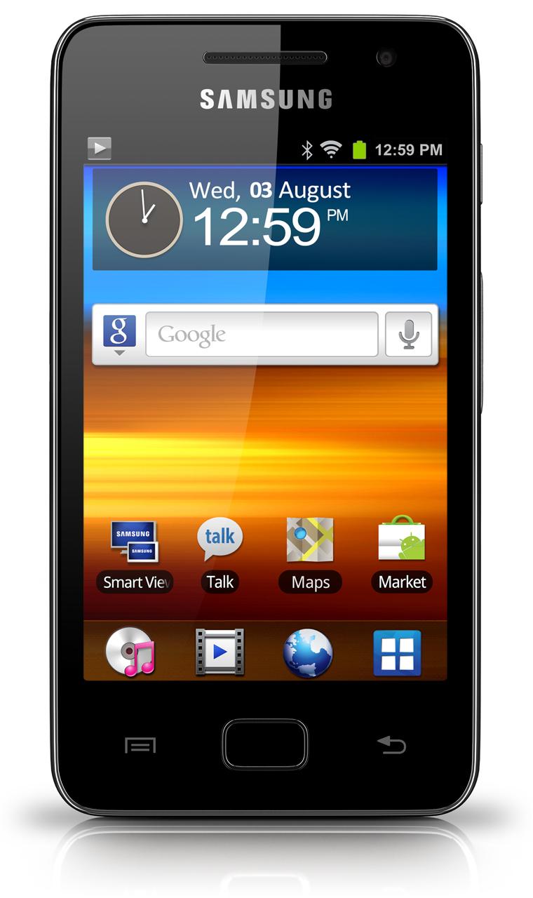 Galaxy S Wi-Fi 3.6 - nowy odtwarzacz PMP MID z Android 2.3 w sprzeda�y