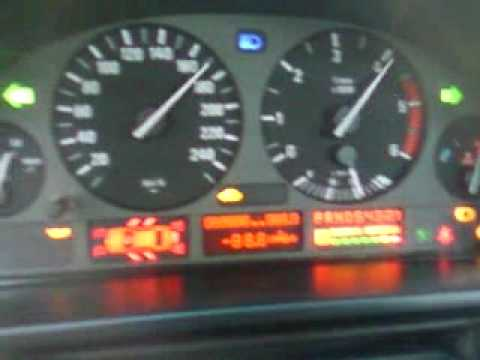 bmw e39 - Szukam pinout do licznik�w HIGH i LOW