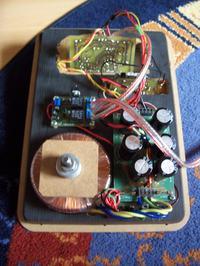 Wzmacniacz do subwoofera 2x TDA7294 + samorobny Panel (blade13)