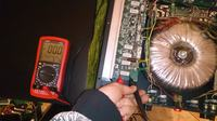 Ko�c�wka mocy Jolly Roger SAX2000 2x1000w Pali tranzystory jedna strona..