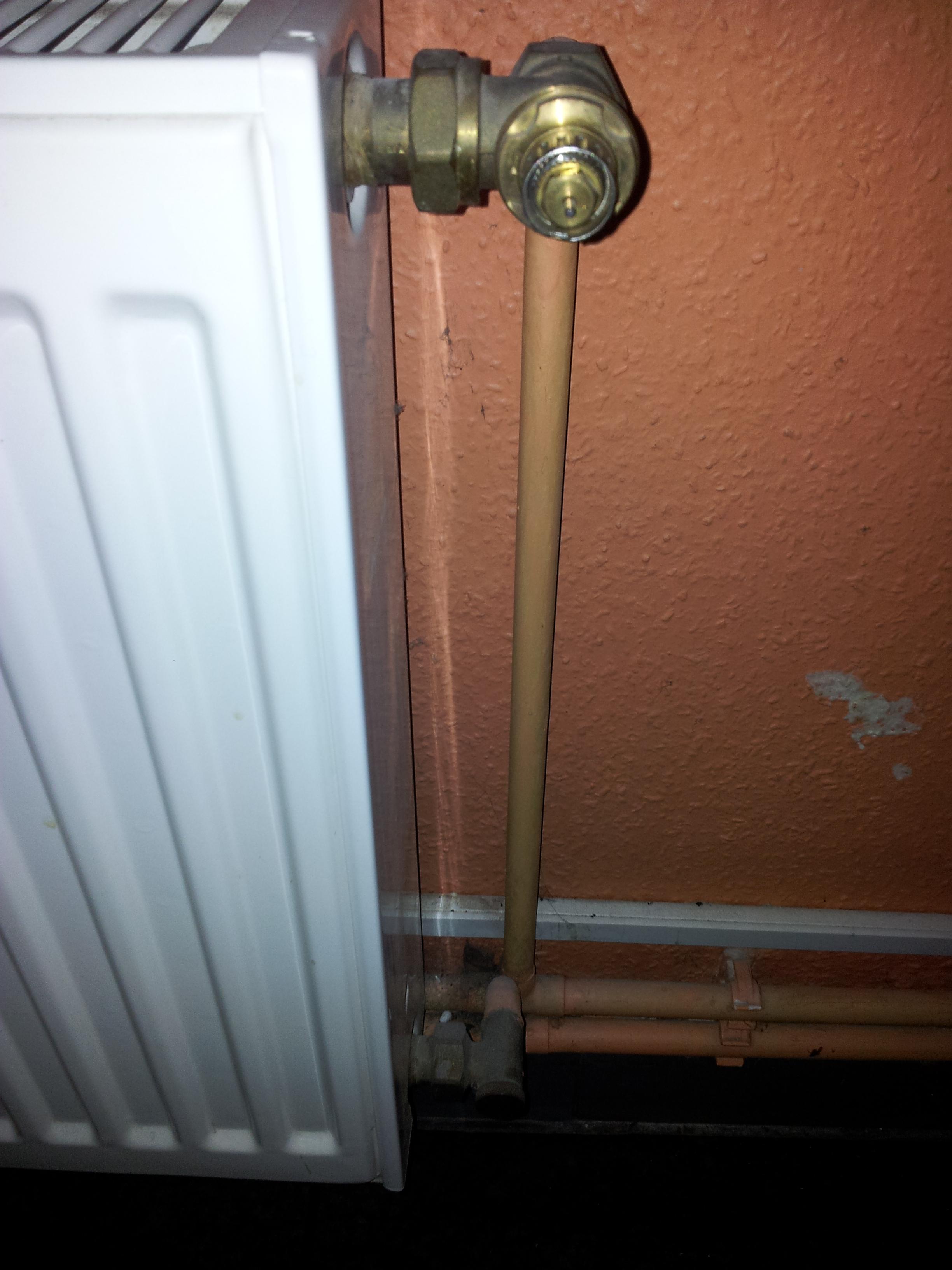 Regulacja Zawor�w  termostatycznych na grzejniku