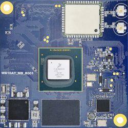 WB10 - moduł SOM z i.MX8, Wi-Fi i Bluetooth o wymiarach 50 x 50 mm
