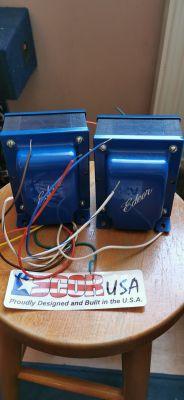 [Sprzedam] Transformatory głośnikowe EDCOR CXPP70-MS-3.5K