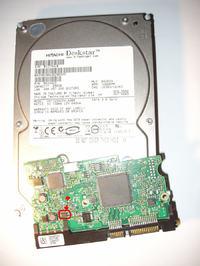 Hitachi Deskstar 320 GB - elektronika