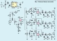 Kolorofon AVT2742 - nie działa filtr dolnoprzepustowy