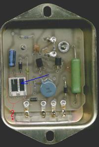 Regulator napięcia magneton 13,8V zwiekszenie do 14V