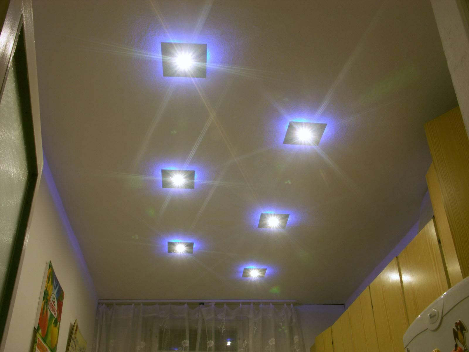 Oświetlenie Główne Na żarówkach Led Elektrodapl