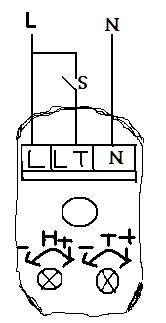 Wentylator łazienkowy 150 DTH VENTS z czujnikiem pary i time