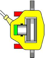 problem z hamulcami z przodu w renault laguna 97r 1,8 benz