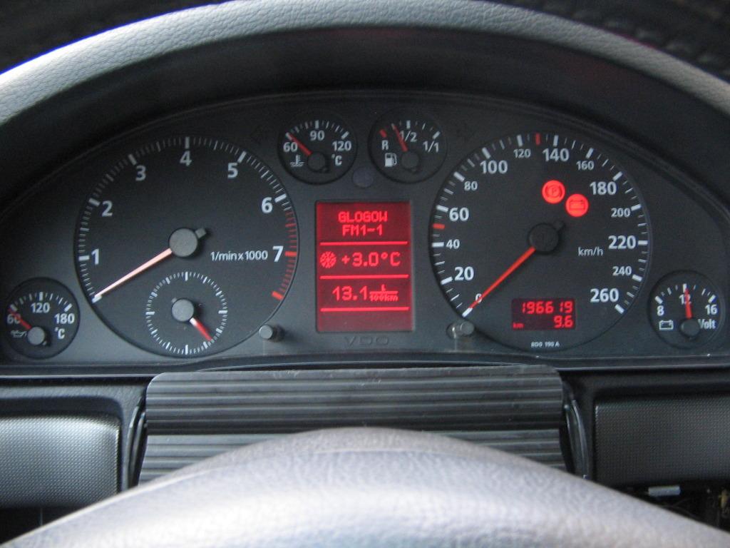 Przeróbka Audi A4 18 Bez Fis Na Fis Elektrodapl