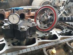DAF XF 105.460 2008R. - Ciśnienie w zbiorniczku płynu chłodzącego. ( ubywa płyn)