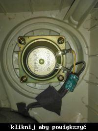 Jak przerobić głośniki od Panasonic SA-AK44 do wzmacniacza Toshiba SA R1?