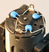 Zdalnie sterowany robot zawieszająca się komunikacja