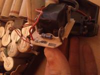 Wiertarka akumulatorowa HILTI - Budowa akumulatora do starej obudowy