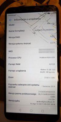 Huawei Mate 10 Lite - Naprawa oprogramowania