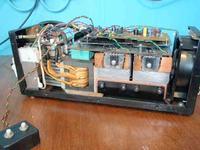 Spawarka inwertorowa (200A) - mostek rezonansowy z regulacją częstotliwości