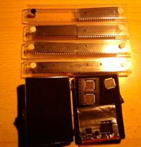 [Sprzedam] zestaw mikrokontrolerów PIC16F877A, PIC18LF4553, ATMEGA 8/16, msp430