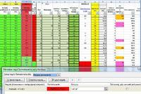 Excel - porównywanie dwóch zakresów