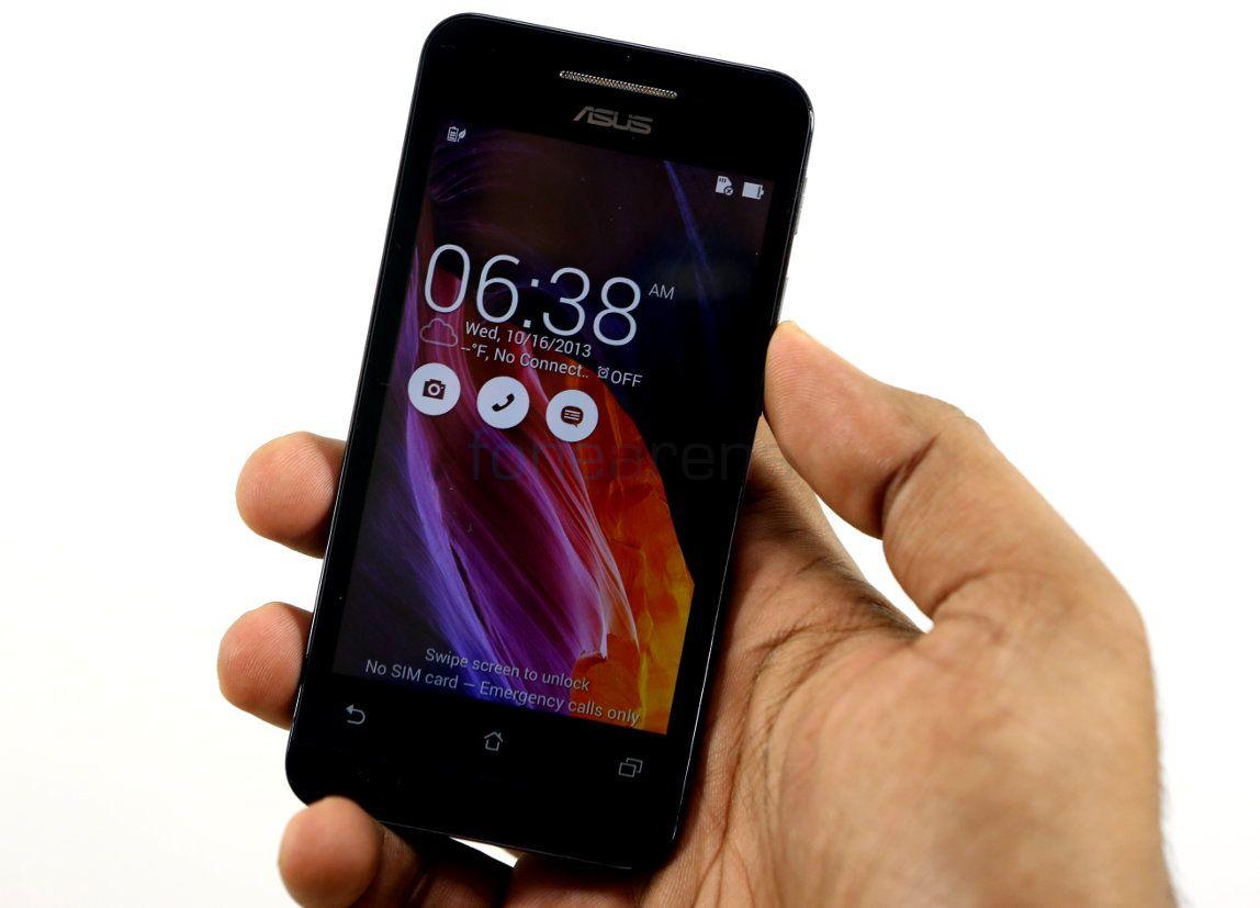 "Asus Zenfone 4 A450CG - smartphone z 4,5"" ekranem, Dual SIM i KitKat"