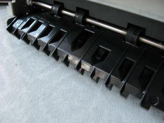 HP LaserJet 4050NT - drukuje wy��cznie z ty�u, jak zrobi� by drukowa�a na prz�d?