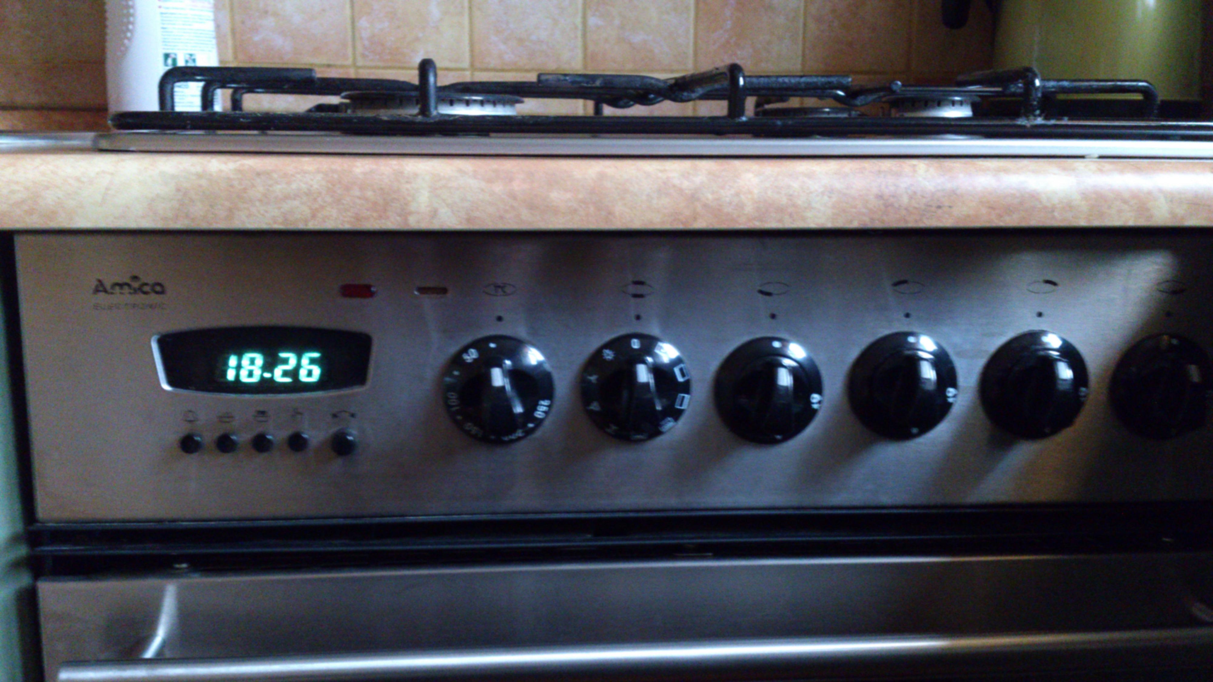 AMICA EGH 3 3  Kuchenka AMICA EGH 3 3 nie działają grzałki -> Kuchnia Amica Nie Dziala Wyswietlacz