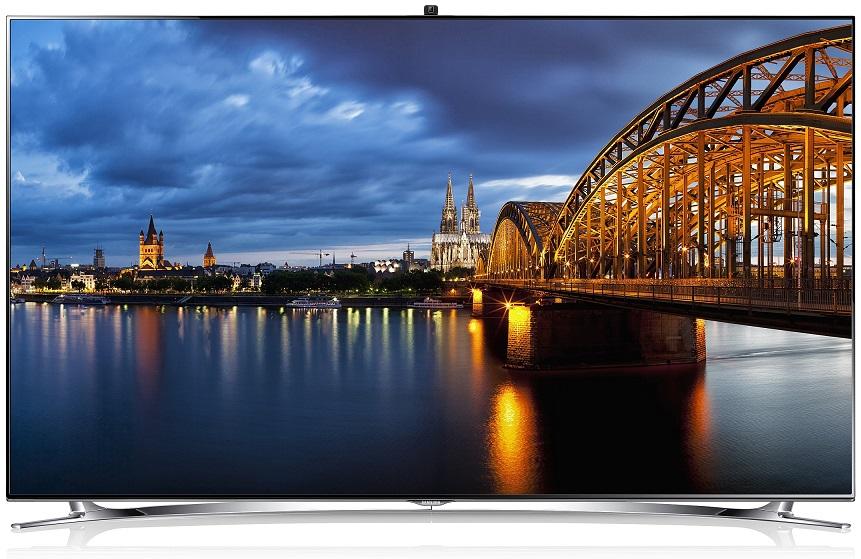 Samsung Smart TV LED serii UE46F8000SL.Samsung jest najpi�kniejszy,czy po raz..