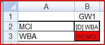 Excel - czy mo�na przypisa� ukryt� liczb� od tekstu ?