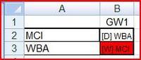 Excel - czy można przypisać ukrytą liczbę od tekstu ?