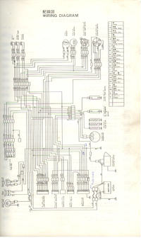 koparka Yanmar B12 - Uszkodzony regulator napi�cia ,brak �adowania