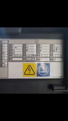 Scania G-420 - VIS usterka układu widoczności, brak świateł wstecznego