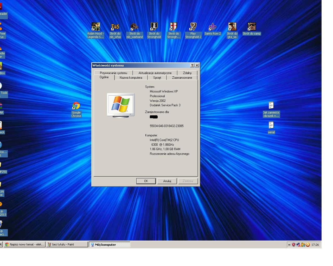 System windows xp - komputer d�ugo si� uruchamia