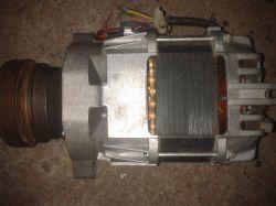 Silnik pralki Bosch/Siemens 1BK/6056 - identyfikacja uzwojeń i podłączenie