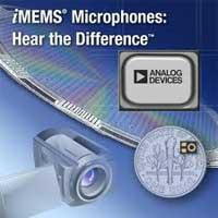 Wielokierunkowy mikrofon cyfrowy z interfejsem I2S.