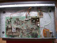 Radmor T-5522 tuner nie załącza się. Zegar świeci.