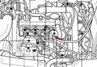 VW SHARAN 1.9TDI /Zimny silnik nie podgrzewa świec żarowych