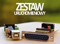 Uniwersalna p�ytka testowa - 89S52, USBasp, STK200
