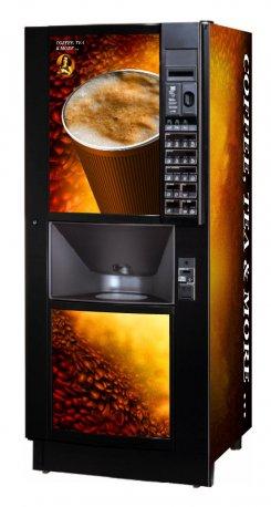 WITTENBORG IN 2800 - Automat nie podaje towaru