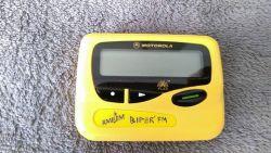 [Kupię] Biper RMF FM - jak na zdjęciu.
