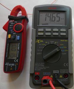 UT210E - multimetr dla instalatora?