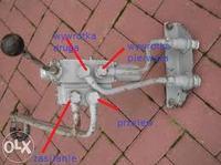 Jak działa rozdzielacz hydrauliczny na błotnik ursus c 330