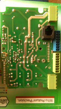 Sterownik TECH ST-850 wolne obroty dmuchawy