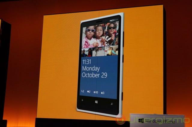 Windows Phone 8 ju� dost�pny