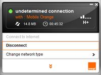 Łączenie przez VPN Orange Free