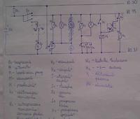 Flottair 6.19 1988r - Spr�arka �rubowa - potrzebny schemat elektryki