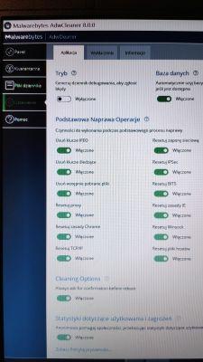 Brak dostępnych połączeń - system windows nie wykrył ustawień serwera sieci