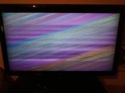 LG 42LD650 - Po właczeniu obraz pojawia się po kilku minutach + nie działa HDMI