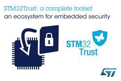 STM32Trust - nowy zestaw narzędzia dla układów STM32