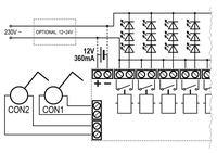 W ktorym miejscu wpi�� diody prostownicze ?
